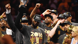 The Curse Is Over Cavs Win NBA Title!