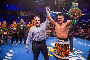 Hometown Favorite Garcia Wins By TKO