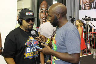 (Audio) Ice Cube Talks BIG 3 With SNB!