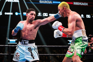 (Video) Danny Garcia Out Points Redkach For Unanimous Decision