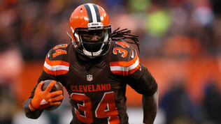 Crowell Joins Exclusive Group Of Cleveland Running Backs