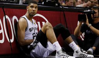 Spurs' Duncan Calls It Quits