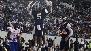 Jackson State Defeats Tennessee State at 30th Southern Heritage Classic