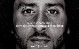 "Woods: Nike's Ad Is A ""Beautiful Spot"""
