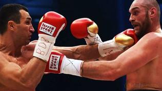 Fury-Klitschko Postponed