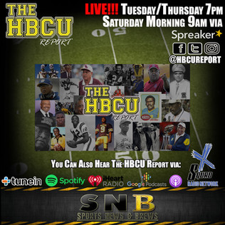 (Listen) The HBCU Report-Let Me Ride!