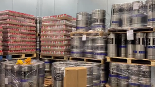 Distributors Are Dumping Thousands Of Beer Kegs
