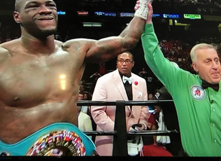 Wilder Retains Title Via TKO Vs Arreola