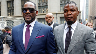 R. Kelly Loses Crisis Manager