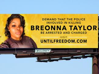 Oprah Winfrey Erects Dozens Of Breonna Taylor Billboards Outside Louisville