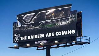 Vegas Going Crazy Over Raiders!!!