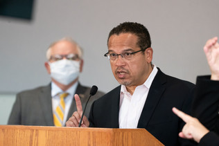 Minnesota Attorney General Keith Ellison Announces More Charges In George Floyd Case