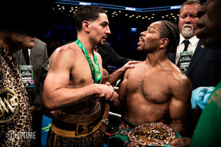 (Video) Shawn Porter Def. Danny Garcia To Claim WBC Welterweight Title