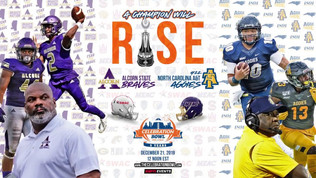 Celebration Bowl Matchup Brings a Lot of Familiarity
