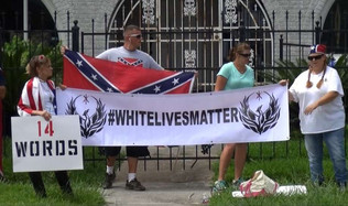 """White Lives Matter"" Deemed Hate Group"