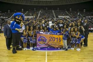 Hampton Wins Consecutive MEAC Titles