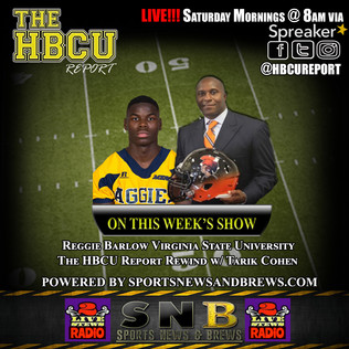 "ICYMI: The HBCU Report ""Let's Get Familiar"""
