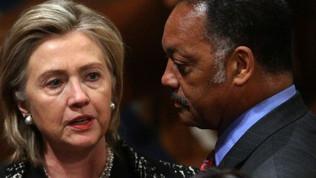 Jackson Endorses Clinton