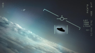 "(Watch) Navy Declassifies ""Unexplained Areal Phenomena"" Video"