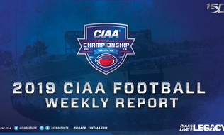 CIAA Football Recap Week 5
