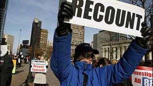 Trump Discredits Recount Efforts