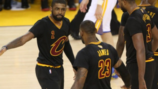 The King & Ky Carry Cavs To Game 5 Win