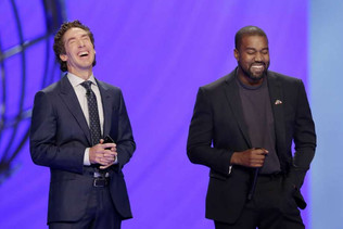 Kanye West Going On Tour With Pastor Joel Osteen