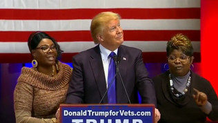 Hey Black America Trump Wants Your Vote!