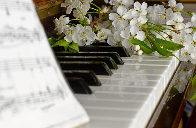 ピアノレッスンで目指すこと〜