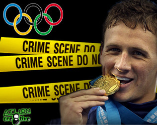 Lochte And Friends Not Honest About Wild Night In Rio