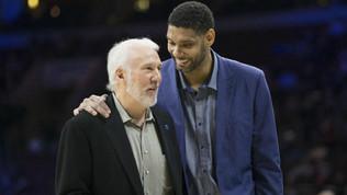 Tim Duncan Joins Spurs' Coaching Staff