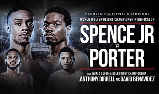 Spence Set To Face Shawn Porter In 147-Pound Title Unification Match