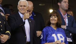 NFL Protests Continue... VP Pence Walks Out!