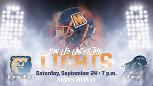 Morgan State To Face Howard Under The Lights!!!