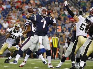 Why Jacoby Brissett's Start At QB Matters