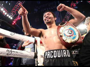 Pacquiao Returns With Victory Is Mayweather Next?