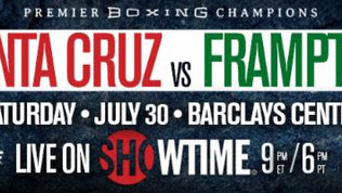 Undefeated Santa Cruz Faces Frampton July 30th