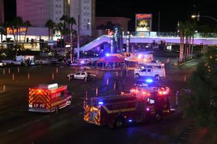 Las Vegas Reeling From Deadliest Shooting In U.S. History