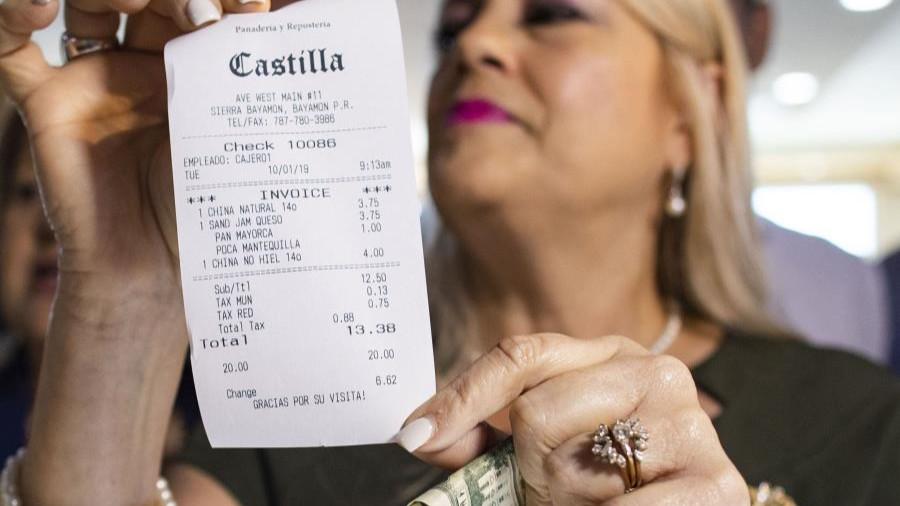 Restaurantes con la taza IVU reducida al 7% en Dame Un Bite - Delivery app Puerto Rico