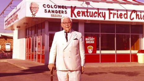 ¡Feliz cumpleaños, Coronel Sanders!