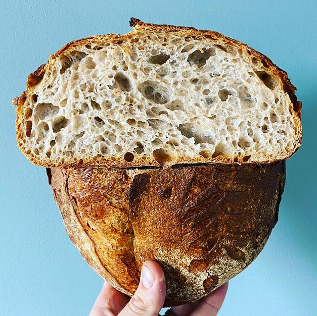 Weekly Subscription - 1 x Loaf, 850g.