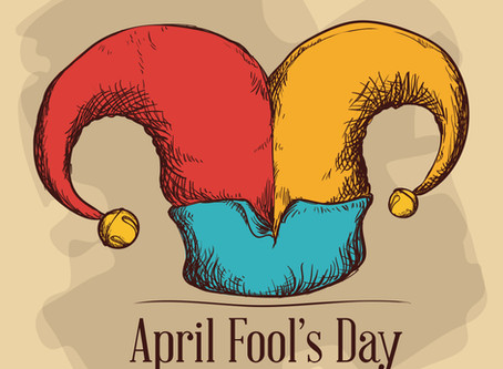 A Sterling Shore April Fools Day Special!