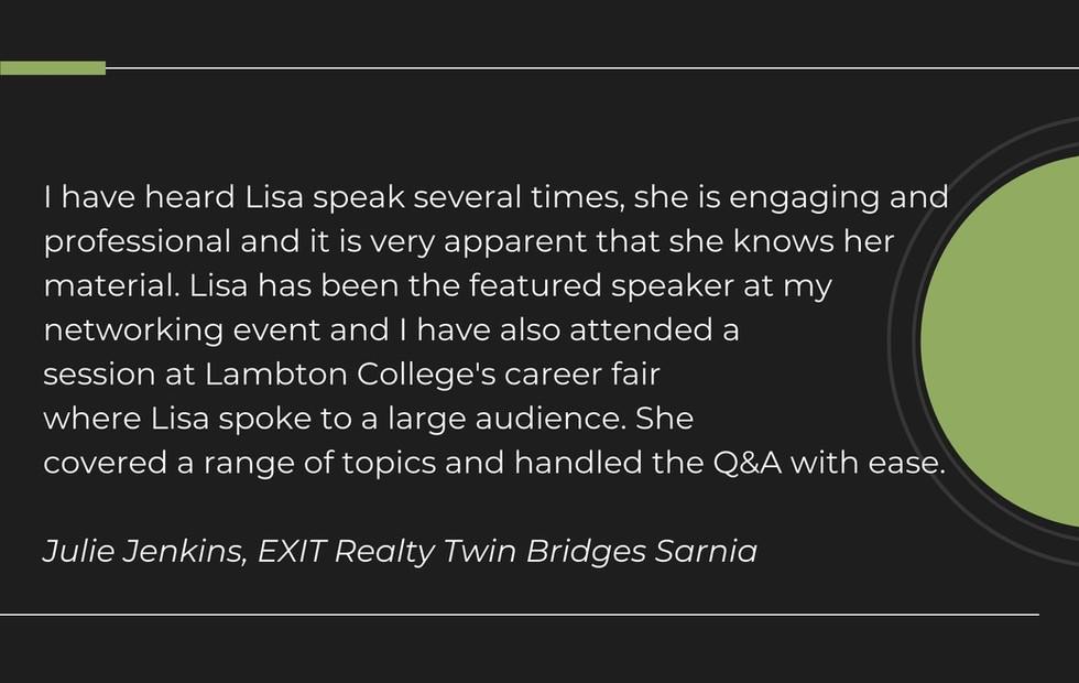 Julie Jenkins, EXIT Realty Twin Bridges