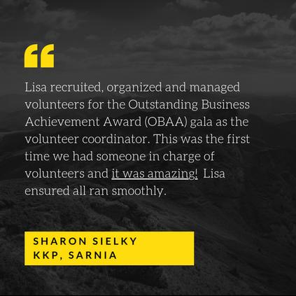 Sharon Sielky, KKP