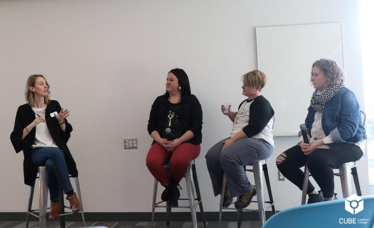 2019 International Women's Day Panel