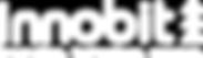 Logo innobit weiss (Druck) - transparent