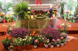 2017-Triddium-Easter Sunday-4-Flowers-Close