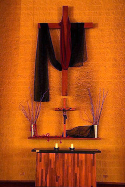 2016-Holy-Week-Draped-Cross