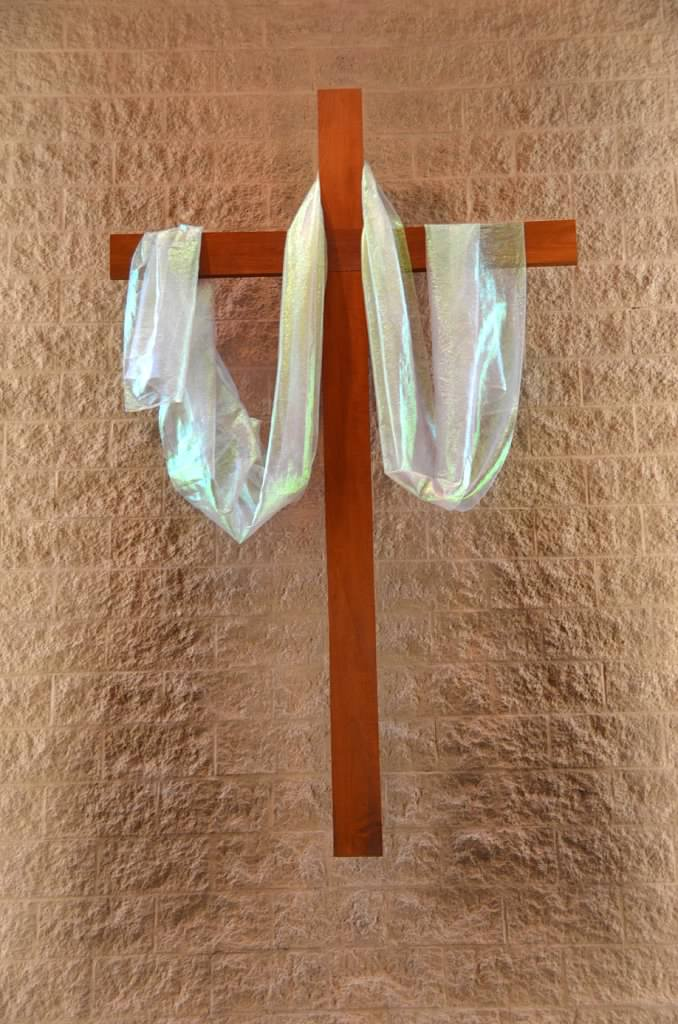 2017-Triddium-Easter Sunday-2-Draped Cross-1