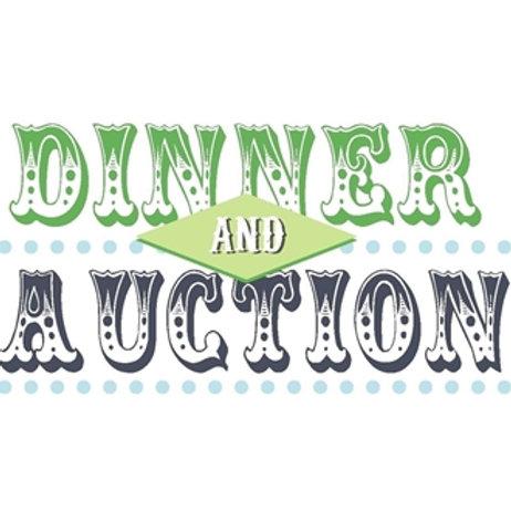 51th Anniversary Dinner Dance Ticket